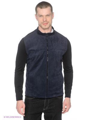 Куртка DOCTOR E. Цвет: темно-синий, черный