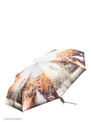 Зонт Zest. Цвет: светло-коричневый
