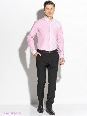 Рубашка Hazard. Цвет: розовый