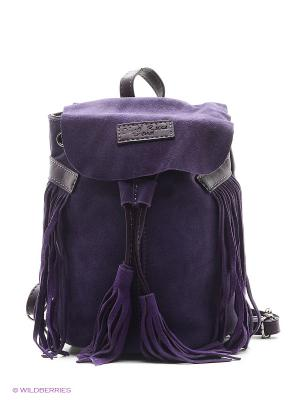 Рюкзак Dino Ricci. Цвет: фиолетовый