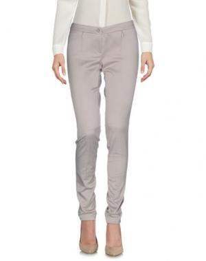 Повседневные брюки TAGLIA42. Цвет: бежевый