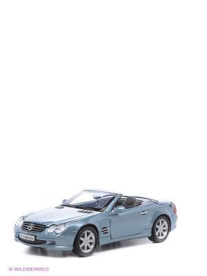 Машина MercedesBenz SL500 Motormax. Цвет: серый