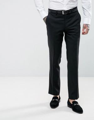 Harry Brown Узкие брюки. Цвет: черный