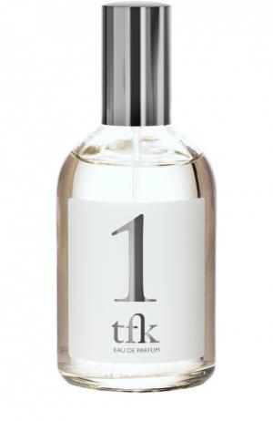 Парфюмерная вода-спрей 1 TFK The Fragrance Kitchen. Цвет: бесцветный