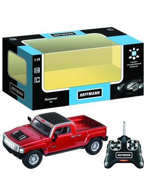 Машина р/у Hummer H3  1:24 HOFFMANN. Цвет: красный