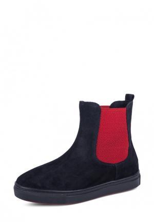 Ботинки Mamashoes. Цвет: синий