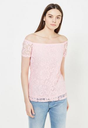 Блуза Dorothy Perkins. Цвет: розовый