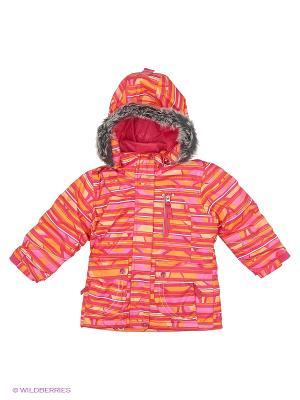 Куртка Jupa. Цвет: оранжевый