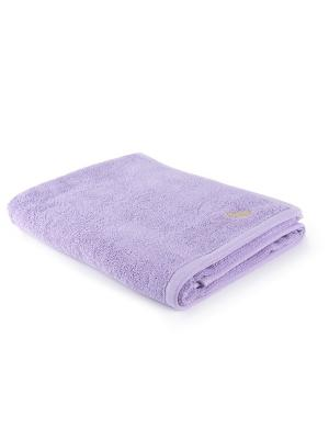 Полотенце для ванной 70х140 см Fairytale Moroshka. Цвет: фиолетовый