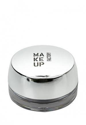 Гель для бровей Make Up Factory. Цвет: коричневый