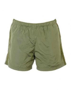 Пляжные брюки и шорты TOMAS MAIER. Цвет: зеленый-милитари