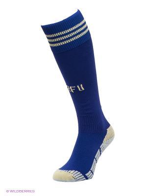 Гольфы Adidas. Цвет: синий, светло-серый, бежевый