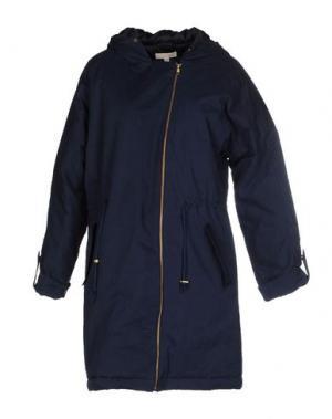 Куртка SUIT. Цвет: темно-синий