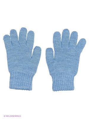 Перчатки Чудо-Кроха. Цвет: серо-голубой