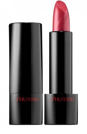 Губная помада Rouge Rouge, оттенок RD504 Shiseido. Цвет: бесцветный