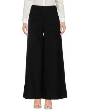Повседневные брюки MOTEL. Цвет: черный
