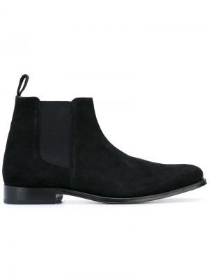 Ботинки челси Declan Grenson. Цвет: чёрный