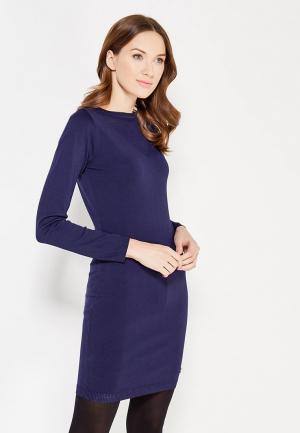 Платье Koralline. Цвет: синий