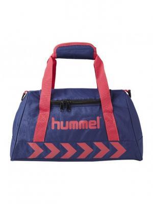 Сумка AUTHENTIC SPORTS BAG HUMMEL. Цвет: синий, красный