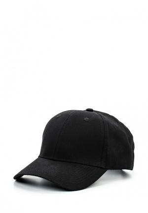 Бейсболка Topshop. Цвет: черный