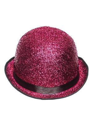 Шляпа Rio. Цвет: темно-бордовый