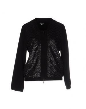 Куртка INTROPIA. Цвет: черный