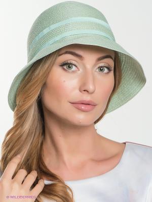 Шляпа Ваша Шляпка. Цвет: светло-зеленый