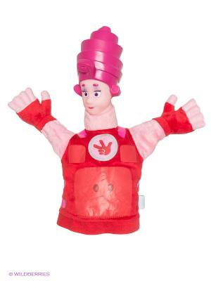 Мягкая игрушка Мася Мульти-пульти. Цвет: фуксия, бледно-розовый, красный