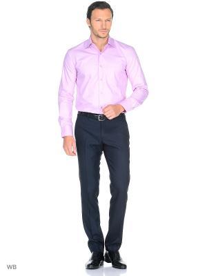 Рубашка Fayzoff-SA. Цвет: сиреневый