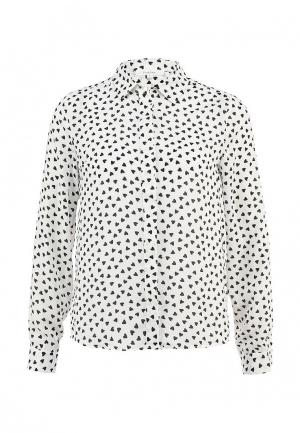 Блуза Pinkline. Цвет: белый
