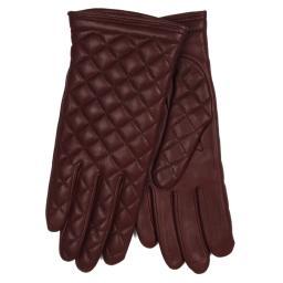 Перчатки  IRINA бордовый AGNELLE
