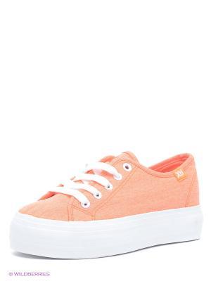 Кеды XTI. Цвет: оранжевый