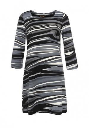 Платье Sweet Miss. Цвет: серый