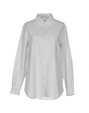 Pубашка EQUIPMENT FEMME. Цвет: белый