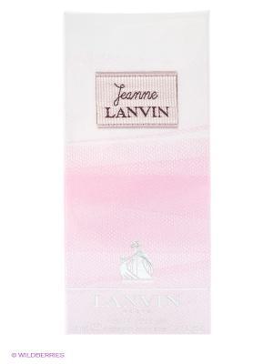 Парфюмерная вода jeanne edp spray 50ml LANVIN. Цвет: белый