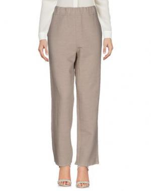 Повседневные брюки LABO.ART. Цвет: светло-серый