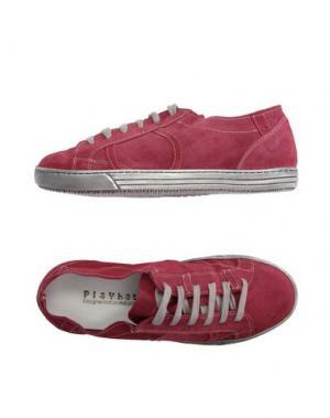 Низкие кеды и кроссовки PLAYHAT. Цвет: пурпурный