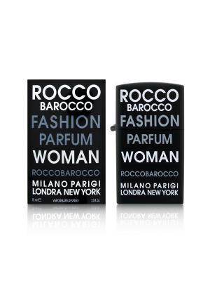 Парфюмерная вода Roccobarocco. Цвет: черный