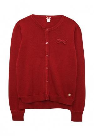 Кардиган Esprit. Цвет: красный