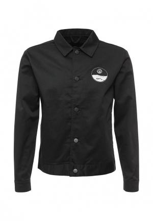Куртка ADPT. Цвет: черный