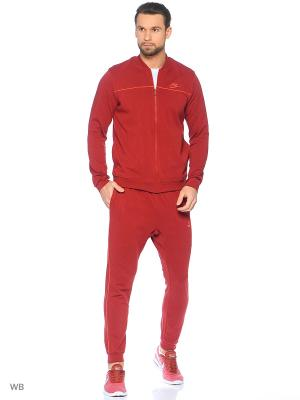 Спортивный костюм M NSW TRK SUIT JSY CLUB Nike. Цвет: красный
