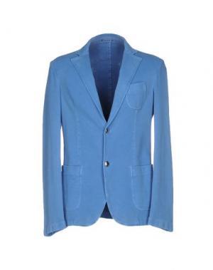 Пиджак FRADI. Цвет: пастельно-синий