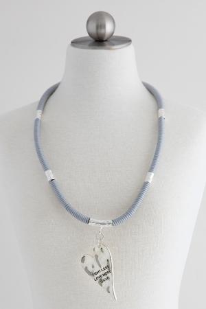 Колье OXXO design. Цвет: серый, серебряный