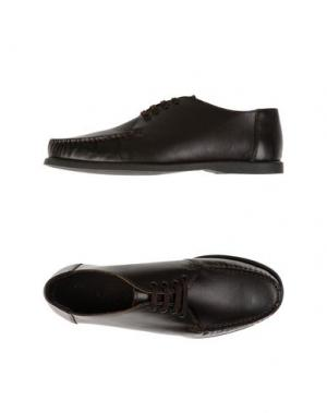 Обувь на шнурках JOYKS. Цвет: темно-коричневый