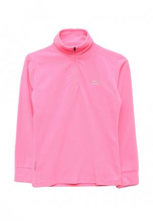 Олимпийка Trespass. Цвет: розовый