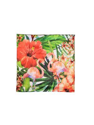 Декоративная наволочка Gift'n'Home. Цвет: красный, белый, розовый