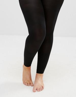 Yours Колготки без носка плотностью 80 ден. Цвет: черный