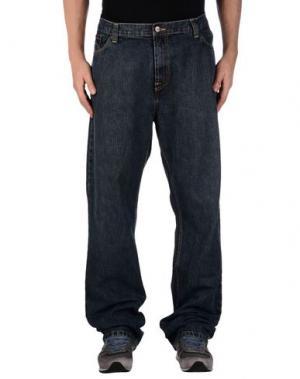 Джинсовые брюки MAVERICK. Цвет: синий