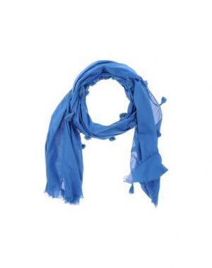 Палантин NICE THINGS BY PALOMA S.. Цвет: синий