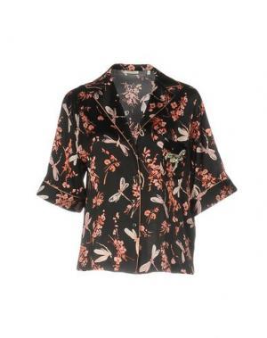 Pубашка TRUE ROYAL. Цвет: черный